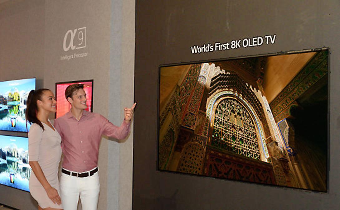 Samsung kommer med tre størrelser 8K-skærme  65 tommer 97450803c06f1